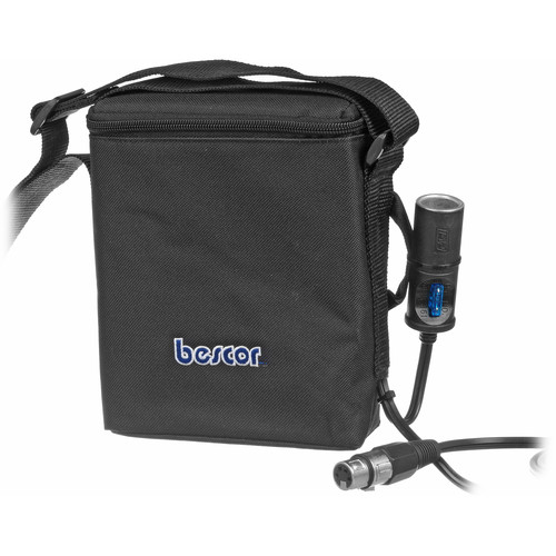 Bescor MM-12XLRNC Starved Electrolyte Battery