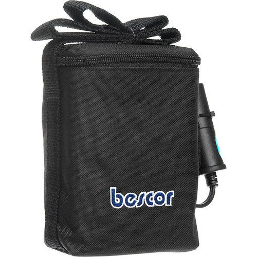 Bescor MM-7ATM Starved Electrolyte Battery, with Automatic Charger