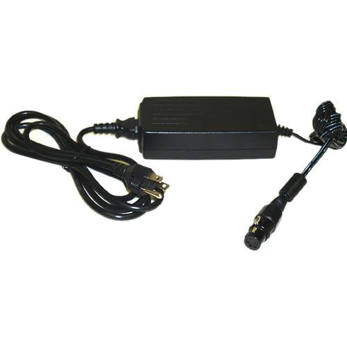 Bescor PSA-124 12V Power Supply for 4-Pin XLR Equipment