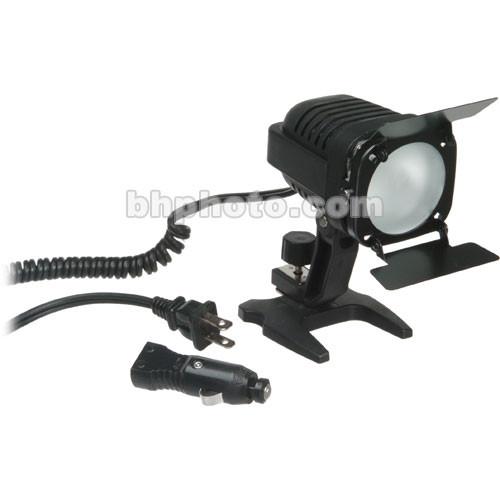 Bescor VS-65PRB On Camera Light and Battery Kit