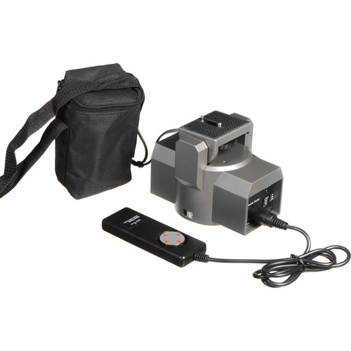Bescor MP-101 Motorized Pan/Tilt Head with 90-645 Battery and BC-665R Charger
