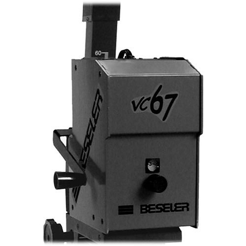 Beseler 67 VCCE Variable Contrast Head for the Printmaker 67 Enlarger Series - Black