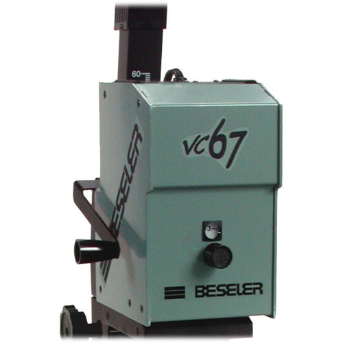 Beseler 67 VCCE VC Head for the Printmaker 67 Enlarger - Green