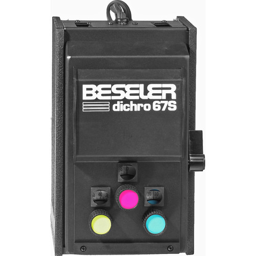 Beseler Dichro 67S Solid State Colorhead Lamphouse