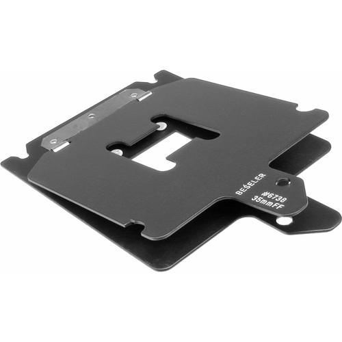 Beseler 35mm Glassless Full Format (25x37mm) Negative Carrier