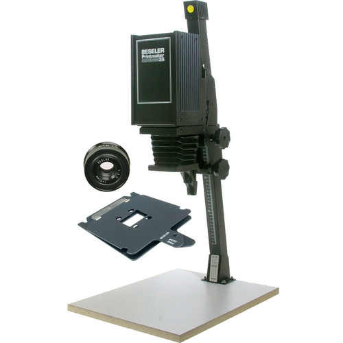 Beseler Printmaker 35 Condenser Enlarger w/Lens Kit - 230V
