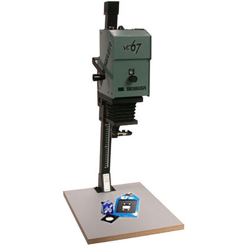 Beseler 67 VC Printmaker Enlarger with Lens Kit