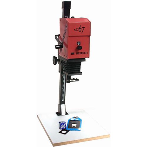 Beseler 67VC Printmaker Enlarger with Lens Kit (Red)