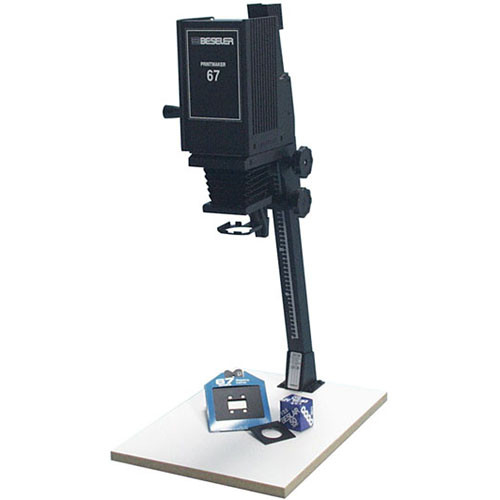 Beseler Printmaker 67 Condenser Enlarger With Baseboard