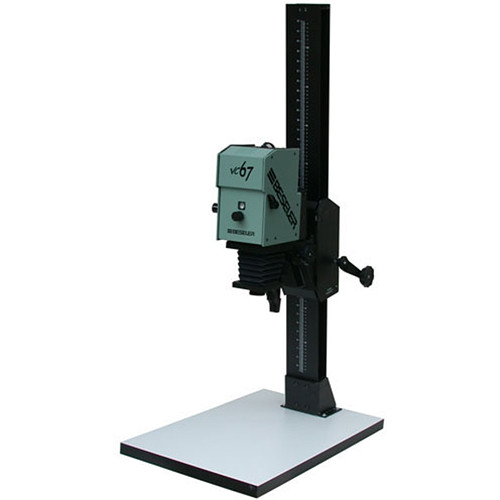 Beseler 67XL VC-W Variable Contrast (B/W) Enlarger w/ Base - Green