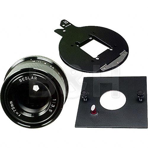 Beseler 75mm f/3.5 Lens Kit for 23C-Series Enlargers