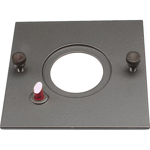 Beseler 39mm Lensboard with Counterbore on Face (For 50-60mm Lenses)