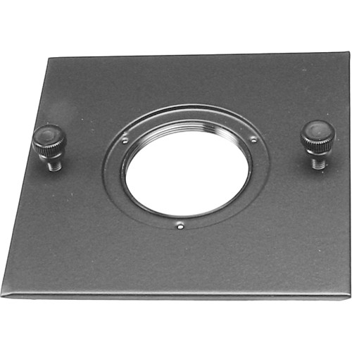 Beseler 39mm Lensboard with Mounted Flange for 23C