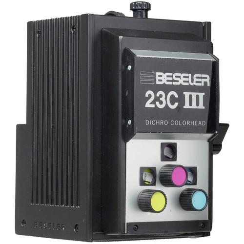 Beseler Dichro Lamphouse for 23CIII-XL Enlarger (220V, European Voltage)