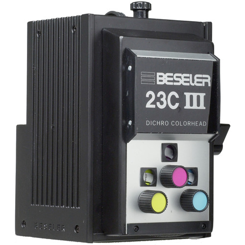 Beseler Dichro Lamphouse for 23CIII-XL Enlarger (220V, European Voltage)