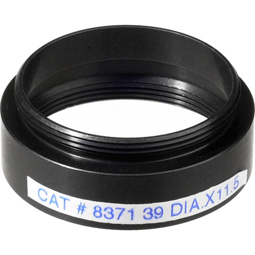 Beseler 39mm x 11.5mm Mount Lens Adapter for 3 Lens Turret