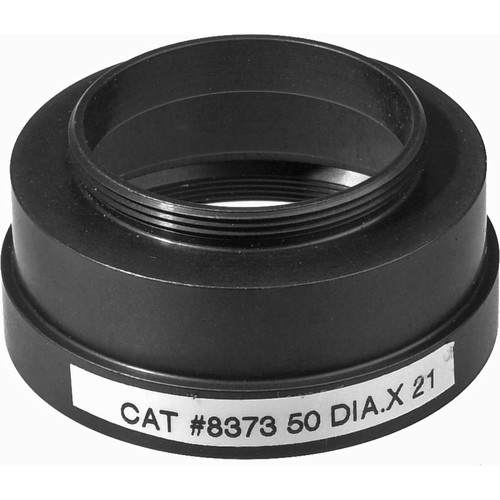 Beseler 50mm x 21mm Mount Lens Adapter for 3 Lens Turret