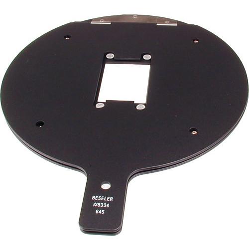 Beseler Polaroid 665 Glassless Negative Carrier