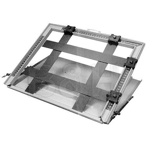 "Beseler 16x20"" Universal 4-Bladed Enlarging Easel"