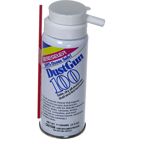 Beseler Dust Gun 100 Can with Built-in Trigger