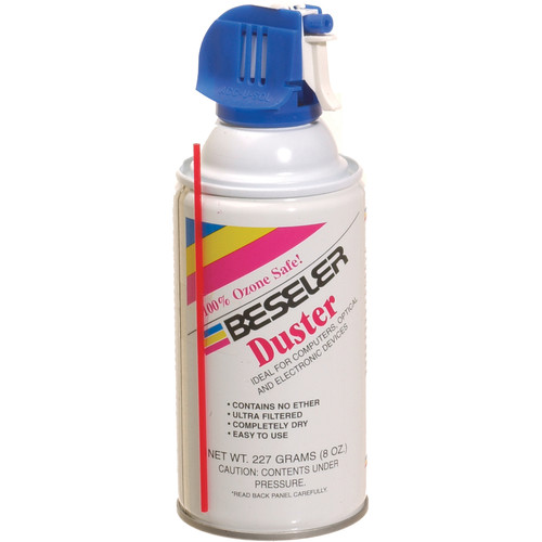 Beseler Duster with Valve - 8oz Disposable