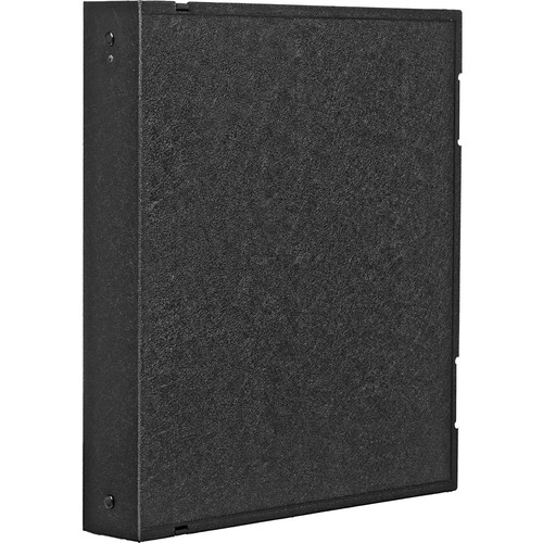 "Besfile Archival Binder 11-5/8 x 10-1/4"" Without Rings - Black"