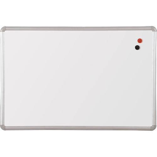 Best Rite 202PG Porcelain Markerboard with Presidential Trim