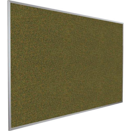 Best Rite 300AG Splash-Cork Tackboard (Green)