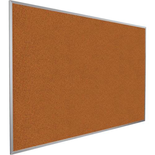 Best Rite 300AM Splash-Cork Tackboard (Red)