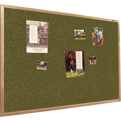 Best Rite 300WH Splash-Cork Tackboard (Green)