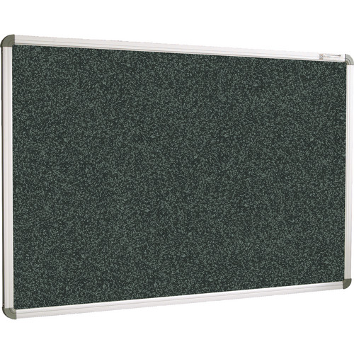 Best Rite 321RA-104 Rubber-Tak Tackboard (1.5 x 2', Green/Black Speckled)