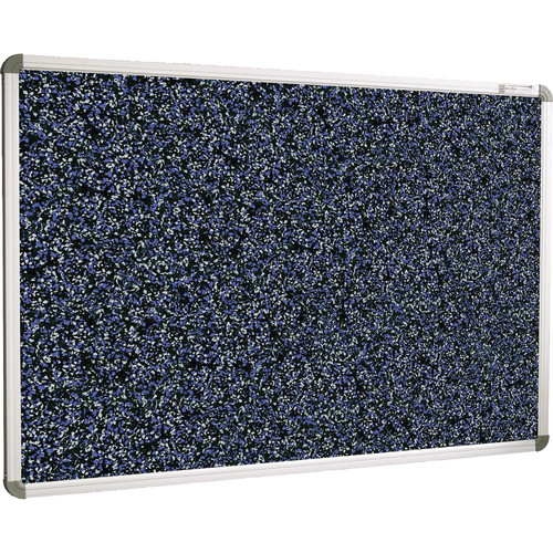 Best Rite 321RA-97 Rubber-Tak Tackboard (1.5 x 2', Blue)
