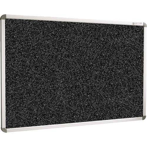 Best Rite 321RB-105 Rubber-Tak Tackboard (2 x 3', Black Speckled)