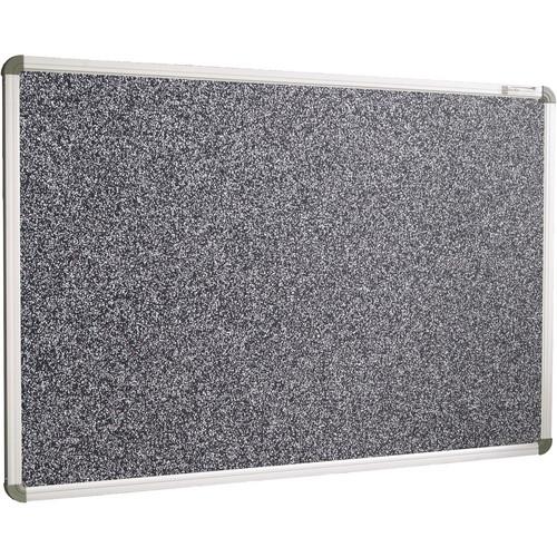 Best Rite 321RB-96 Rubber-Tak Tackboard (2 x 3', Gray)