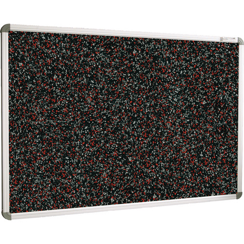 Best Rite 321RB-99 Rubber-Tak Tackboard (2 x 3', Red)