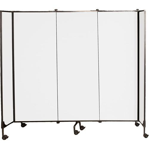 Best Rite 6' (1.8 m) Great Divide Wall Starter Set (Dry Erase Marker Panel)
