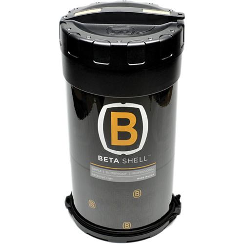 Beta Shell 5.180 Lens Case (Black)