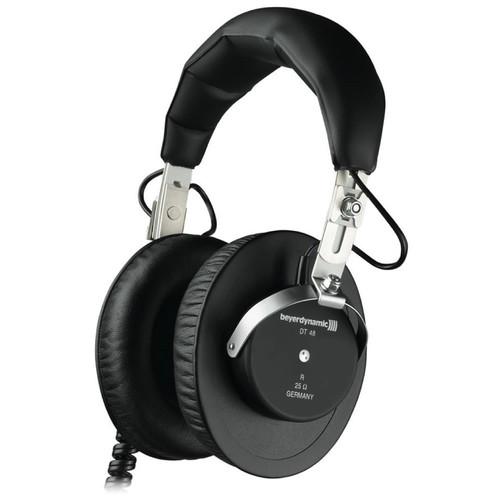 Beyerdynamic DT48E - Stereo Headphones - 25 Ohms