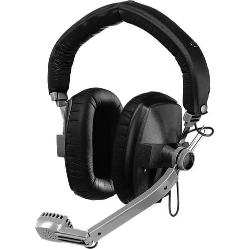 Beyerdynamic DT190 - 250 Ohm Double Sided Broadcast Headset (Gray)