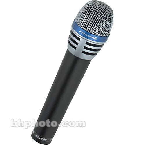 Beyerdynamic Opus 69 Professional Dynamic Handheld Microphone