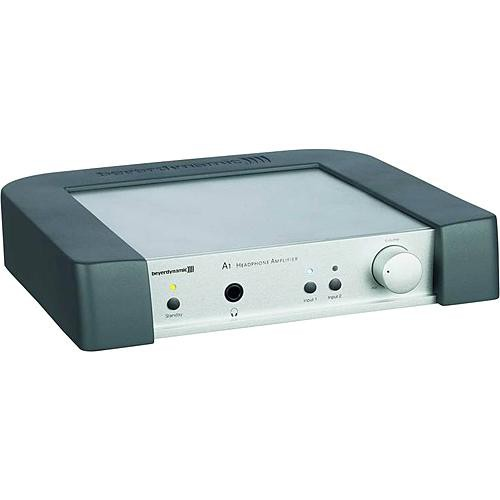 Beyerdynamic A1 Audiophile High-Definition Headphone Amplifier (Charcoal Grey)