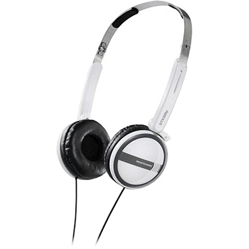Beyerdynamic DTX 300 p On-Ear Stereo Headphones (White)