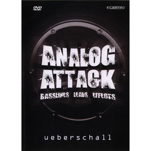 Big Fish Audio Analog Attack - Construction Kit Plug-In