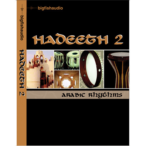 Big Fish Audio Hadeeth 2 Arabic Rhythms