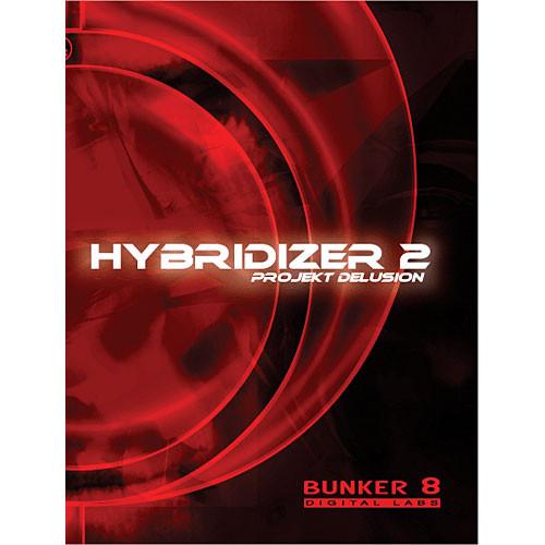 Big Fish Audio Sample DVD: Hybridizer 2 (ACID, KONTAKT, Rex/NNXT and WAV)
