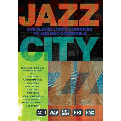 Big Fish Audio Jazz City DVD