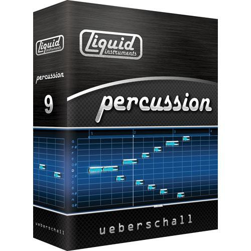 Big Fish Audio Liquid Series Percussion - Liquid Instrument Series Volume 9