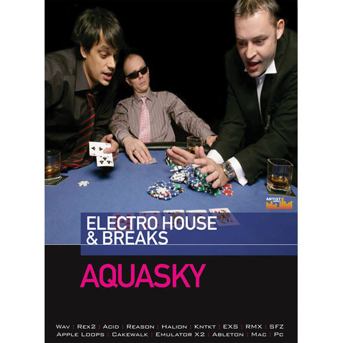 Big Fish Audio Aquasky - Electro House & Breaks