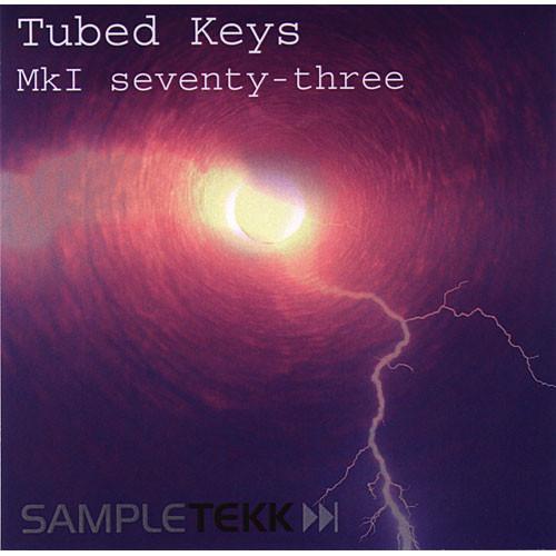 Big Fish Audio Sample CD: Tubed Keys - Mk I 73 (EXS24, HALion and KONTAKT)