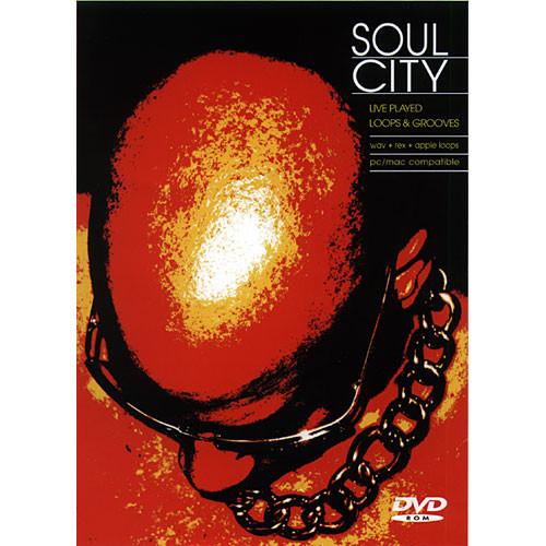 Big Fish Audio Sample DVD: Soul City